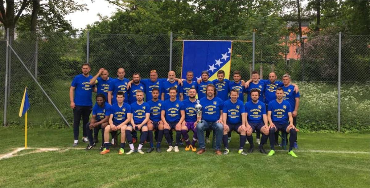 Meister 2019 Bezirk Oberbayern A-Klasse